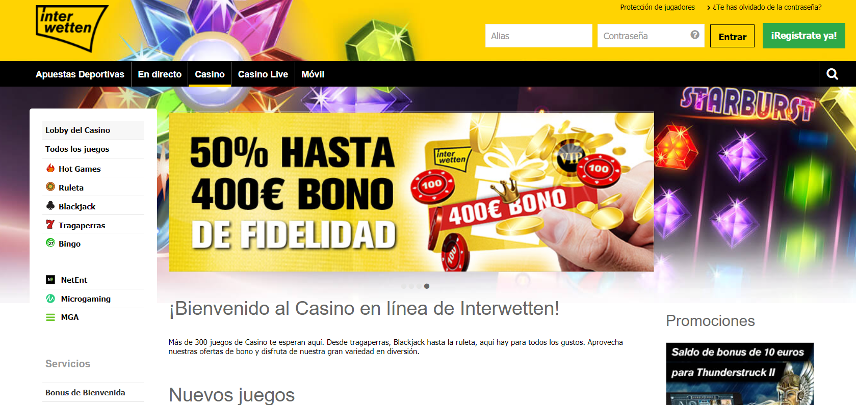 Www Interwetten Com Casino